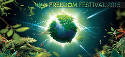 Party flyer: Noize Freqz presents OFFICIAL FREEDOM FESTIVAL PRE PARTY 26 Jun 15, 18:00h
