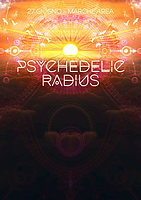 Party flyer: The Psychedelic Radius 27 Jun 15, 17:00h
