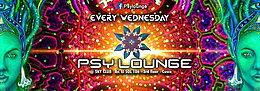 Party flyer: Psy Lounge 1. Jul 15, 22:00h