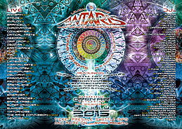Party flyer: 21st Antaris Project 3. Jul 15, 12:00h