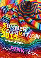 Party flyer: § SUMMER_CELEBRATION 2015 § Free Event! 3 Jul 15, 15:00h