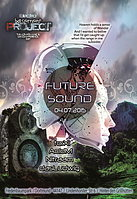 Party flyer: Future Sound 4. Jul 15, 22:00h