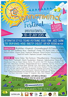 Party flyer: SONNENWIND-FESTIVAL 2015 10. Jul 15, 12:00h
