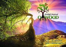 Party flyer: Omwood 24 Jul 15, 19:00h