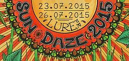 Party flyer: Sundaze Festival 2015 24 Jul 15, 18:00h