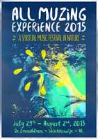Party flyer: All Muzing Experience 2015 29 Jul 15, 11:00h
