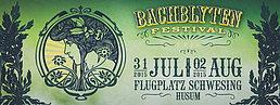 Party flyer: Bachblyten Festival 31 Jul 15, 10:00h