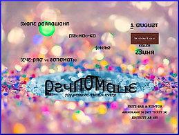 Party flyer: pSYNOMALIE [Psygressive Frequenz] 1 Aug 15, 23:00h