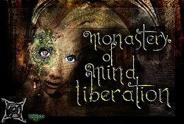 Party flyer: Obszönetöne -> monastery of mind liberation 1./2016 9 Jan '16, 22:00