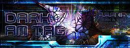 Party flyer: DarkAmTag PRE-Event ☼ GOTALIEN ☼ METAHUMAN ☼ BOMBAX ☼ LIVE 6 Feb '16, 22:00h