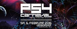 Party flyer: PSY CARNEVAL 6 Feb '16, 22:00h