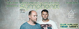 Party flyer: SYMPHONIX live & Dj Set presented by Together Trance Project 6 Feb '16, 22:00h