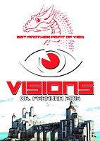 Party flyer: VISIONS 2016 - Get Another Point Of View 6 Feb '16, 23:00h