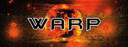 Party flyer: Warp! 6. Feb 16, 23:00h