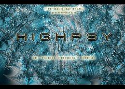Party flyer: Highpsy 6 Feb '16, 23:00h