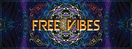 Party flyer: Free Vibes 12. Feb 16, 23:00h