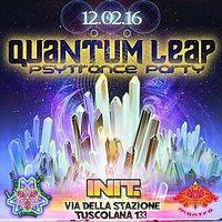 Party flyer: 12.02.16 ∴ ∵ ∴※QUANTUM∞LEAP※∴ ∵ ∴ - ॐ <PSY-TRANCE PARTY> ॐ 12. Feb 16, 22:30h