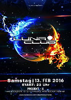 Party flyer: ★ ★ ★ ★ ★ LUNA CLUB ★ ★ ★ ★ ★ Wild Winter 2016 13. Feb 16, 23:00h