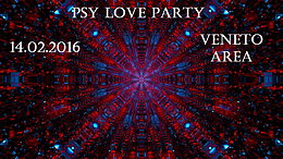 Party flyer: ❤ ❤ PSY LOVE PARTY ❤ ❤ 14 Feb '16, 15:00h