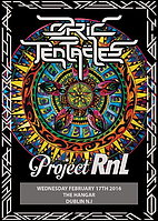 Party flyer: Ozric Tentacles & Project RnL 17 Feb '16, 22:00h
