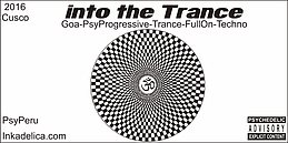 "Party flyer: ""Into the Trance"" 18 Feb '16, 21:30h"