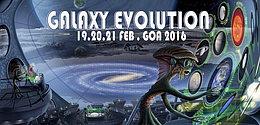Party flyer: GALAXY EVOLUTION 2016 19 Feb '16, 10:00h