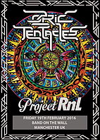 Party flyer: OZRIC TENTACLES + PROJECT RNL 19 Feb '16, 22:00h