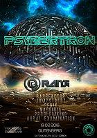 Party flyer: Psybertron 19 Feb '16, 23:00h