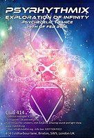 Party flyer: Psyrhythmix - Exploration of Infinity 19 Feb '16, 23:00h