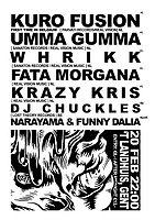 Party flyer: 20/02/16 Anonymous Alchemists presents: -HRLM Okkult- showcase 20 Feb '16, 22:00h