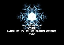 Party flyer: M O : LIGHT IN THE DARKSIDE + AFTER 20 Feb '16, 20:00h