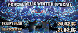 Party flyer: Psychedelic Winter Special 20 Feb '16, 22:00h