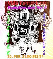 Party flyer: Villa Kunterbunt Klangtherapie Vol.3 20 Feb '16, 21:00h