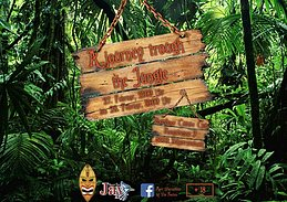 Party flyer: A journey through the Jungle 27 Feb '16, 21:00h
