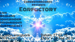 Party flyer: Earfactory 27 Feb '16, 23:00h