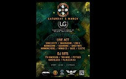Party flyer: Back to Nature Festival - Alps Promo Event II @ UG Bülach, Zurich 5 Mar '16, 22:00h