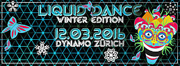 Party flyer: ❆❆❆ Liquid Dance ❆❆ Winter Edition ❆❆❆ 12 Mar '16, 21:00h