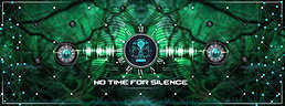 Party flyer: NO TIME FOR SILENCE with Native Elements, Dark Whisper, Syst 12 Mar '16, 22:00h