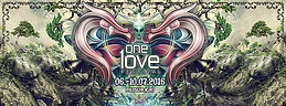 Party flyer: •♥❤ ONE LOVE FESTIVAL 2016 ❤♥• 6 Jul '16, 12:00h