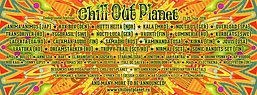 Party flyer: Chill Out Planet Festival 18 Jul '16, 16:00h