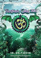 Party flyer: Transylvania Calling - Transformational Gathering 18 Jul '16, 10:00h