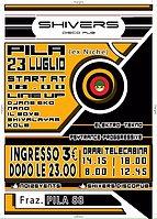Party flyer: Psytrance Night 23 Jul '16, 18:00h