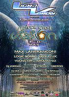 Party flyer: SPIRAL - NET VISION 30 Jul '16, 14:00h