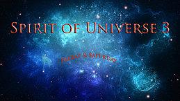 Party flyer: ॐ Spirit of Universe 3 ॐ 26 Aug '16, 22:00h