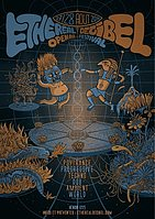 Party flyer: Ethereal Decibel Festival 27 Aug '16, 08:00h