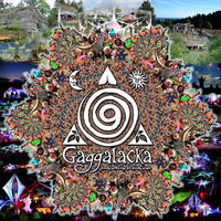 Party flyer: Gaggalacka OA 2016 - a new psychedelic playground 1 Sep '16, 19:00h