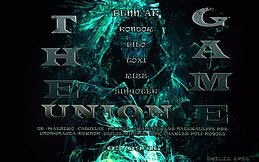 Party flyer: ॐ THE UNION GAME ॐ 3 Sep '16, 22:00h