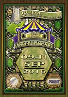 Party flyer: Prime - Festival 9 Sep '16, 16:00h