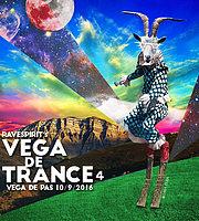 Party flyer: ravespirit vega de trance 10 Sep '16, 22:00h