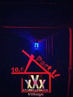 Party flyer: Underground Projekt - xXx Underground Village Part II 10 Sep '16, 15:00h